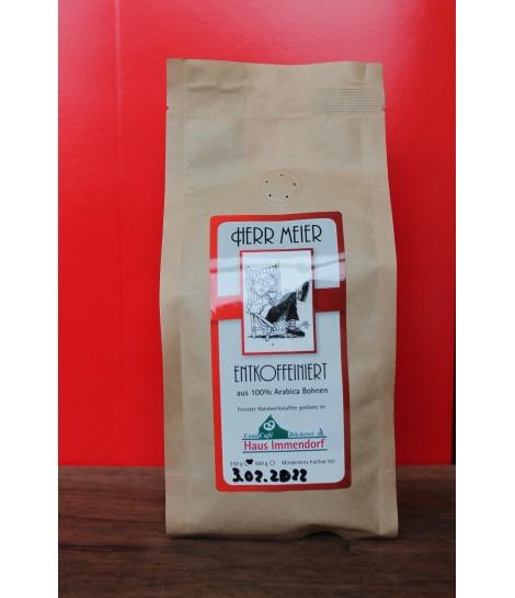 Entkoffeiniert gemahlen 250g