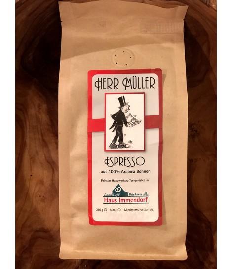 Espresso gemahlen 250 g