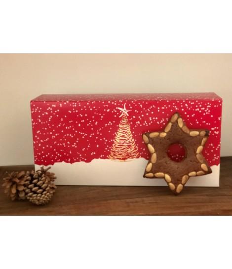 Geschenk Karton groß 39 cm mit Motiv